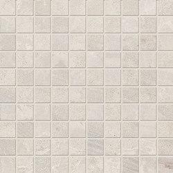 Inessence Mosaico Composto Sabbia | Ceramic mosaics | EMILGROUP