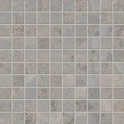 Inessence Mosaico Composto Grigio | Ceramic mosaics | EMILGROUP