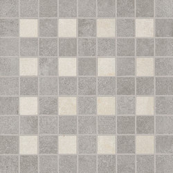 Nr. 21 Mosaicocolors Grey-White | Mosaïques céramique | EMILGROUP