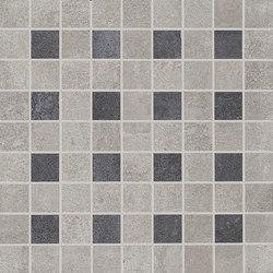 Nr. 21 Mosaicocolors Grey-Black | Ceramic mosaics | EMILGROUP