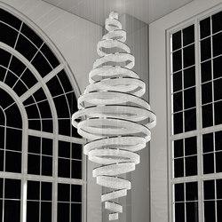 Swirl Bespoke Dining | Lustres / Chandeliers | Windfall