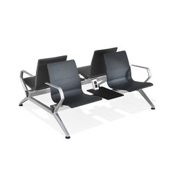 8320/5 V-Travel | Waiting area benches | Kusch+Co