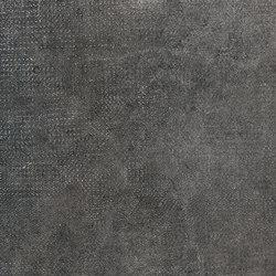 Statale 9 Texture Nero Carbone | Baldosas de suelo | EMILGROUP
