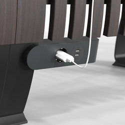 Radius Charger  | Schuko-Stecker | Green Furniture Concept