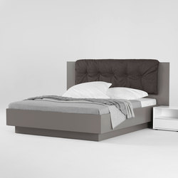 Bed B3 17.003.01 | Double beds | Kettnaker