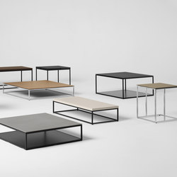 Solo T3 17.006.01 | Coffee tables | Kettnaker
