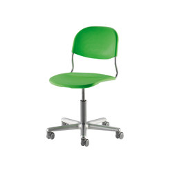 Mac | work chair, low | Sedie infanzia | Isku