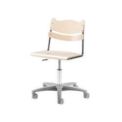 Mac | work chair, low | Classroom / School chairs | Isku
