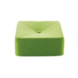 Mukula | Éléments de sièges modulables | Isku