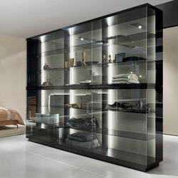 DISPLAY CABINETS High quality designer DISPLAY CABINETS Architonic