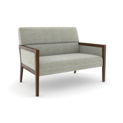 Edge Sofa, Two Place Sofa / Closed Arm | Lounge sofas | Trinity Furniture