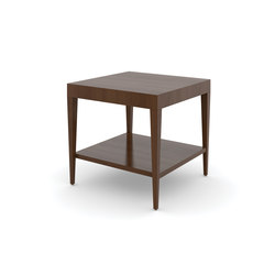 Edge Table, Square Occasional Table / Veneer Face | Side tables | Trinity Furniture