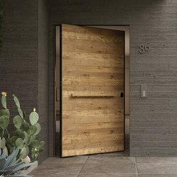 Di.Big - Puerta acorazada pivotante | Puertas de entrada | Di.Bi.