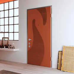 Meccanya - Security Door | Internal doors | Di.Bi. Porte Blindate