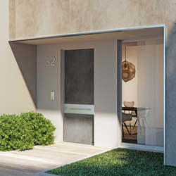 Meccanya - Security Door | Front doors | Di.Bi. Porte Blindate