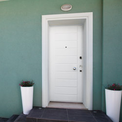 Opentech - Security Door | Front doors | Di.Bi. Porte Blindate
