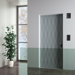 Essenzia - Pivot Security Door | Wohnungseingangstüren | Di.Bi.