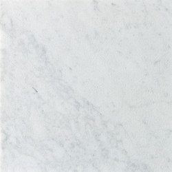 Sandblasted Bianco Carrara | Tiles | Salvatori