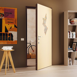 SeGreta - Security Door | Front doors | Di.Bi. Porte Blindate