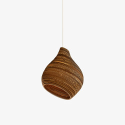 Hive9 Natural pendant- E27 2M cord | Suspended lights | Graypants