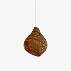 Hive9 Natural pendant- E27 2M cord | Lámparas de suspensión | Graypants