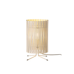 Kerflight T2 Table Lamp Whitewash | General lighting | Graypants