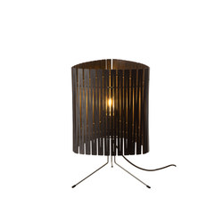 Kerflight T3 Table Lamp Espresso | General lighting | Graypants