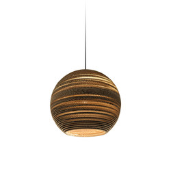 Moon18 Natural Pendant | Illuminazione generale | Graypants