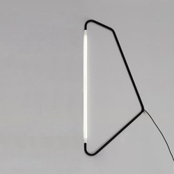 Light Object 004 single | black finish | Lampade tavolo | Naama Hofman