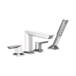 Roman Tub Faucet with Handshower | Robinetterie pour baignoire | Brizo