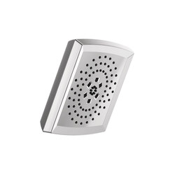 5-Function Raincan Showerhead with H2Okinetic® Technology | Robinetterie de douche | Brizo