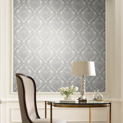 Source One Specialty Decadent Metals | Victoria Metal | Wall coverings / wallpapers | Distributed by TRI-KES