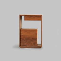 lineground side table / nightstand #2 | Side tables | Skram