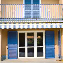 Vesta - Shutter | French doors | Di.Bi. Porte Blindate
