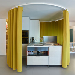 Vibrasto acoustic curtains | Fabric systems | Texaa®