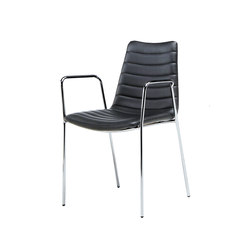 Cover P MT | Visitors chairs / Side chairs | Midj