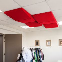 Abso acoustic pads | Ceiling systems | Texaa®