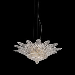 73-70 3C CHANDELIER | Suspended lights | ITALAMP