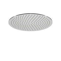 Contemporary | Round rainshower head Ø 300mm, 400mm or 500mm | Shower controls | rvb