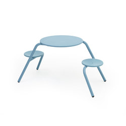 Virus 2-seater | Tables and benches | extremis