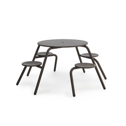 Virus 4-places | Tables et bancs de jardin | extremis