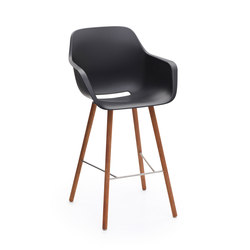 Captain high woody's chair | Tabourets de bar | extremis