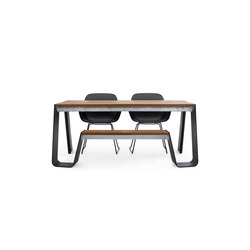 Hopper combi | Tables et bancs | extremis