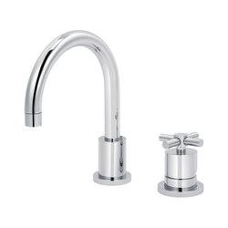 Sully | 2-hole single-lever sink mixer | Rubinetteria lavabi | rvb