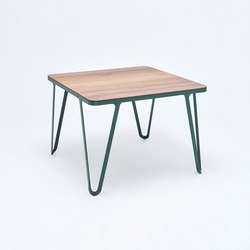 Loop Table - moss green | Tables de repas | NEO/CRAFT