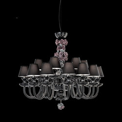 ROSEMARIE CHANDELIER | Suspended lights | ITALAMP