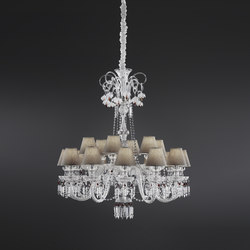 CHANEL CHANDELIER | Suspended lights | ITALAMP