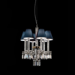 PREZIOSO CHANDELIER | Suspended lights | ITALAMP