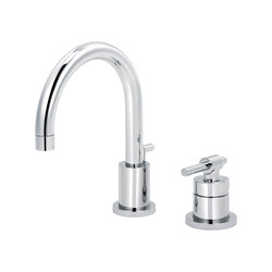 Dynamic | 2-hole single-lever sink mixer, great spout | Wash basin taps | rvb