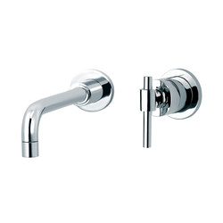 Dynamic | Concealed single-lever sink mixer, great spout | Wash basin taps | rvb
